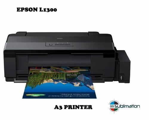 Epson L1300 A3 Borderless Printer For Cotton T- Shirts 5c3190fd9