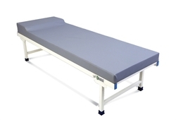Attendant Bed With Cushion