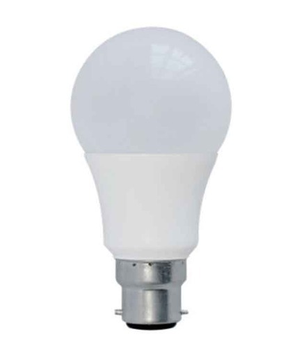 Led Light Fixture Manufacturers In India: Cool White Ceramic 5W Round LED Bulb, Rs 60 /piece, Shakti