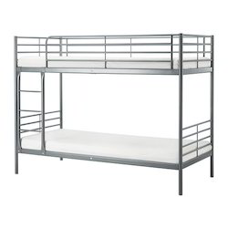 Balaji Furniture Metal Bunk Bed, Without Box, for Hostel and Home