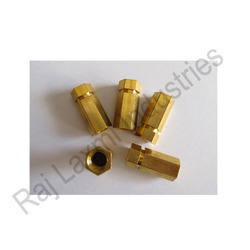 Precision Brass Nuts