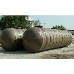 FRP Underground Tanks
