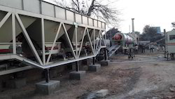 Portable Hot Asphalt Drum Mix Plant