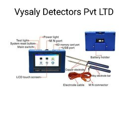Ground Water Detector at Best Price in India