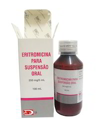 Erythromycin Suspension 250mg/5ml