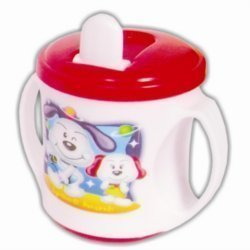Printed Sippy Cup