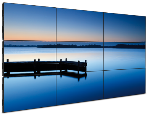 Video Wall Digital Signage - View Specifications & Details