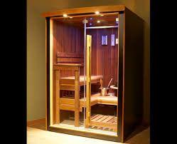 Modular Sauna Room