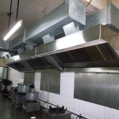 Hotel Exhaust System Erection Service In Chakan, Pune