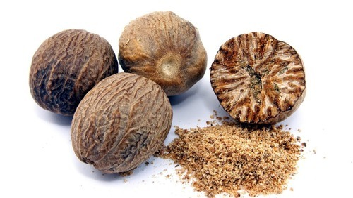 Jaiphal (Nutmeg Spice /Nutmeg Powder), 200g, Rs 550 /kilogram M/s Neeraj  Traders | ID: 13372790848
