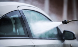 Car Glass Cleaning Services