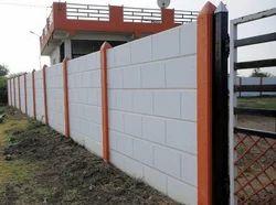 Prefabricated Folding Compound Wall