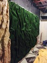 Grass Green Wall For Outdoor