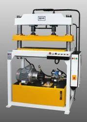 Two Pillar Type Hydraulic Press Machine
