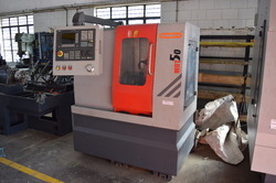 CNC Turning Center - Polygon