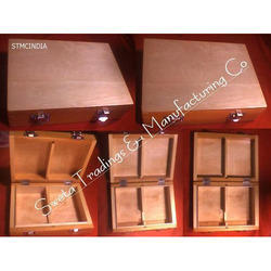 Coat Measure Wooden Box