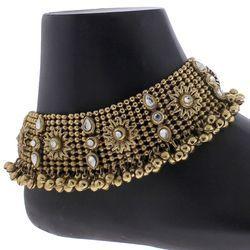 Kolusu Anklet Salem Jewellery Manufacturer In