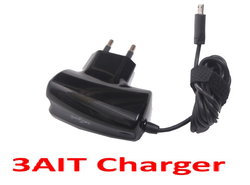 1 Meter Black 3AIT Mobile Charger Adapter