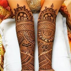 Bridal Mehandi Services