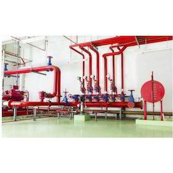 Paint Coated 20-70 Deg C Fire Sprinkler System