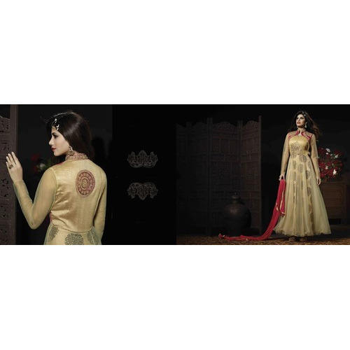 e733b66385 Bhagalpuri Silk Anarkali Suit at Rs 2465 /piece   Anarkali Suits ...