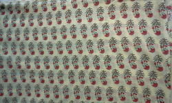 Booti Design Block Printed Fabric