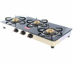 3 Burner Kitchen Cooktops