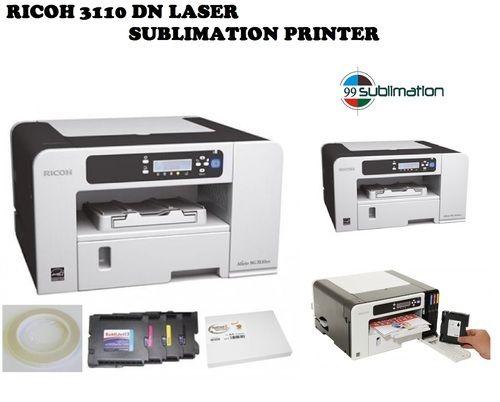 Ricoh Sg 3110 Gel Sublimation Laser Printer At Rs 28999