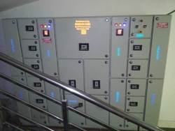 Sheet Metal 250A Electrical Panel, Distribution Panel, control Panel, For Submersible Pump