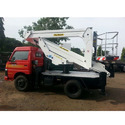 Truck Mounted Sky Lift