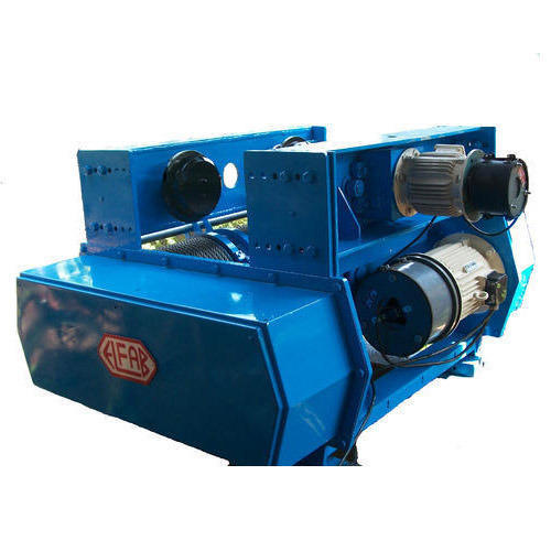 Industrial Wire Rope Hoists at Rs 125000 /unit(s)   Wire Rope ...