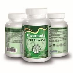 Wheatgrass Capsules, Non prescription, Treatment: Food Supplemen