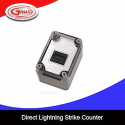 Direct Lightning Strike Counter