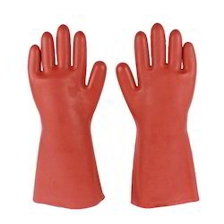 Unisex Shock Proof Safety Gloves for Household And Laboratories