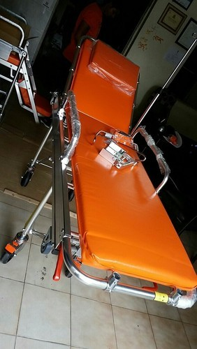 Autoloader Stretcher For Ambulance