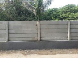 Solar Boundary Wall in Pune
