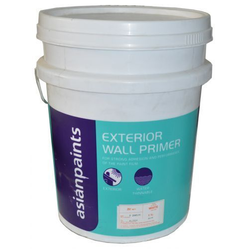 Wall color paints easy clean berger paints wholesaler - Exterior primer and paint in one ...