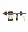 Godrej 275 mm Kadi Tala Pad Lock Texture Brown
