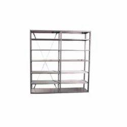 Ok Brown Plaster Room Shelving Unit, For Office, Size: 290
