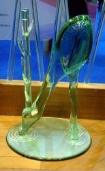 Glass Artifacts Deer