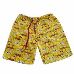 Casual Cotton Boys Printed Shorts