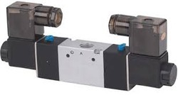 2 Way Double Solenoid Valve