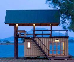 Hut Container