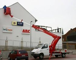 Truck Mounted Boom Lifts