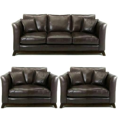 Astounding Leather Sofa Sets Machost Co Dining Chair Design Ideas Machostcouk