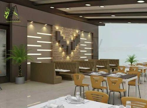 Cafeteria Interior Design, Modern Cafe Interior Design ...