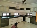 Plastic And Metal Pu Coated Kitchen Shutter