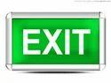 LED Exit Signages