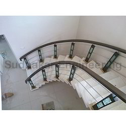 Customized Staircase Handrail