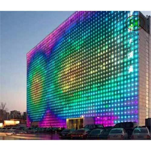Outdoor LED Curtain Display P30 P40 P50 P100